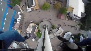Movie Park Facebook : the high fall ansicht unten onride full hd movie park germany youtube ~ Orissabook.com Haus und Dekorationen