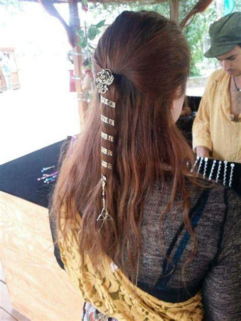 golden eternity ponytail wrap   ponytail holder