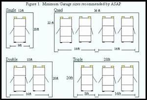 Garage Dimensions 2 Car Normal Garage Size Bedroom Door