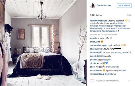 inspiration chambre instagram inspiration déco pour la chambre cocon de