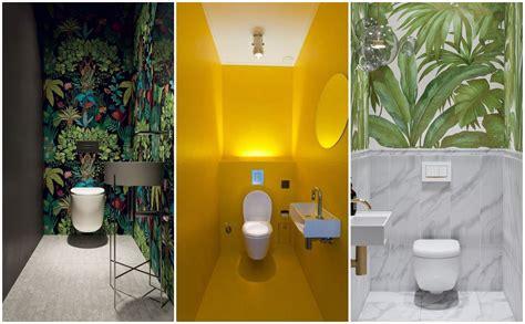 interessante stilvolle ideen fuer toilette design