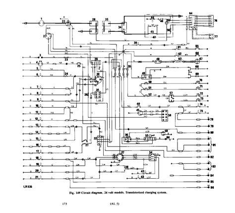 www lrfaq org land rover faq series electrics series iii 24v w transistorised charging system