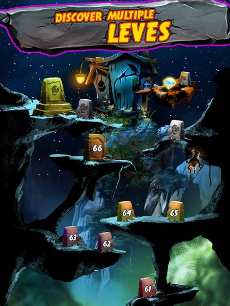 coin dozer zombie ghosts party android