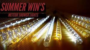 How To Connect Multiple Meteor Lights Together     Summer Win U2019s Meteor Shower Lights
