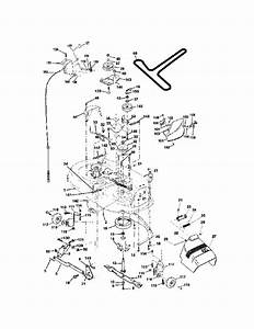 Craftsman Lawnmower Belt Diagram