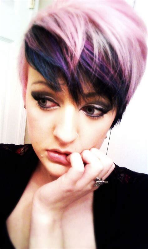 17 Stylish Hair Color Designs Purple Hair Ideas To Try