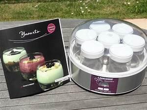 Yaourtiere Lagrange Recette : partenariat 20 lagrange la cuisine de nelly ~ Nature-et-papiers.com Idées de Décoration