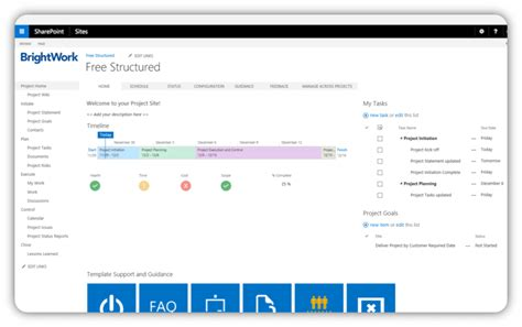 Using Sharepoint For Project Management An Overview