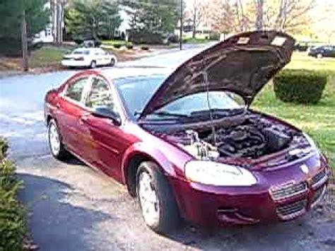 best auto repair manual 2001 dodge stratus spare parts catalogs 2002 dodge stratus 2 7l best running sludge engine youtube