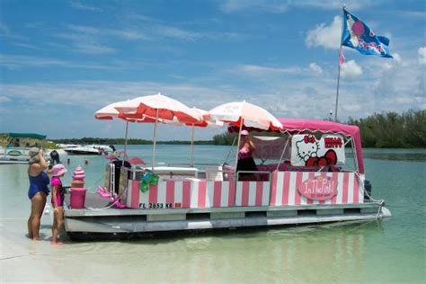 Groupon Boat Rental Naples Fl by Food Boats At Keewaydin Island Picture Of Naples