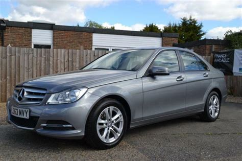 Buy mercedes c220 cdi black and get the best deals at the lowest prices on ebay! 2013 MERCEDES C-CLASS C220 CDI BLUEEFFICIENCY EXECUTIVE SE ...