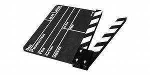 Objet Deco Cinema : easylounge clap de cin ma grand objets d co cin ma sur easylounge ~ Melissatoandfro.com Idées de Décoration