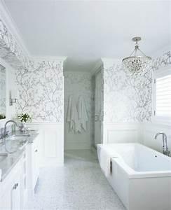 Badezimmer Tapete Wasserabweisend : tapete badezimmer decke inspiration design ~ Michelbontemps.com Haus und Dekorationen