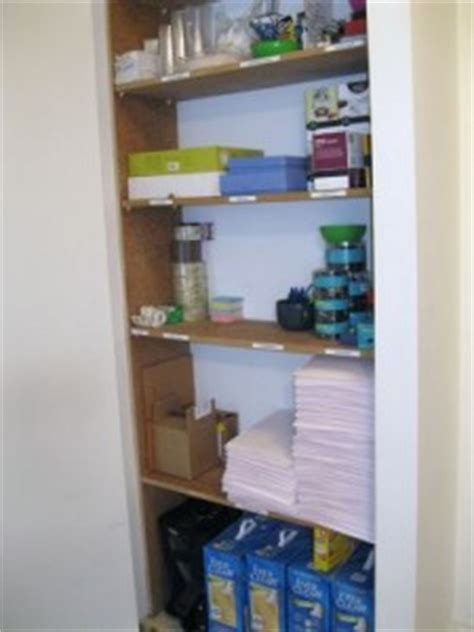 Office Supplies Nyc by Organize Your Office Supplies Closet