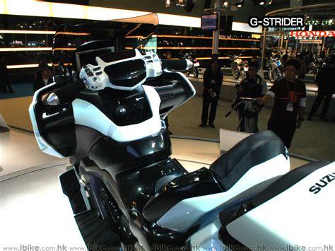 Suzuki G Strider by Bikes Of All Time Suzuki G Strider