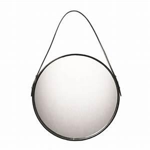 Spiegel Rund 70 Cm : spegel rund 40cm svart rskov co rskov ~ Whattoseeinmadrid.com Haus und Dekorationen