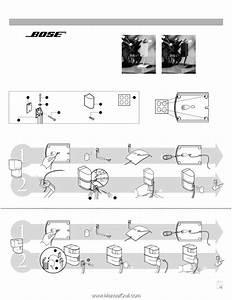 Bose Powered Acoustimass 3 Series Ii