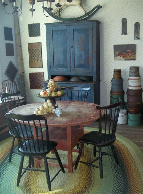 chair table  hutch table images  pinterest prim decor primitive decor  antique