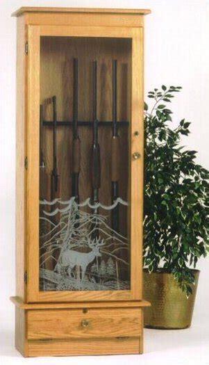 diy custom gun cabinet plans wooden  woodworking plans