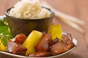 Sweet and sour pork with pineapple | Tesco Real Food