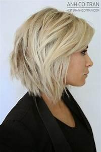 Blonde Mittellange Haare : die besten 17 ideen zu blond bob auf pinterest blonde bobs halblange kurze haare und ~ Frokenaadalensverden.com Haus und Dekorationen
