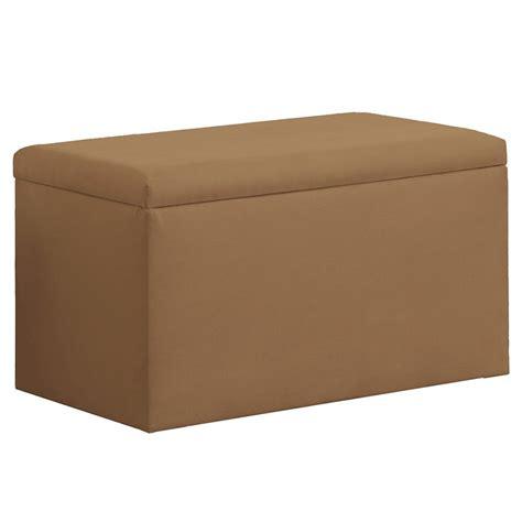 upholstered storage bench dreamfurniture upholstered storage bench in micro