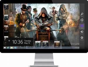 Assassin's Creed Syndicate Windows 7 Theme
