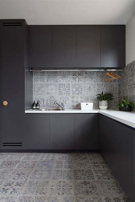 carreau ciment credence cuisine comptoir ciment cuisine comptoir du crame superbe salle