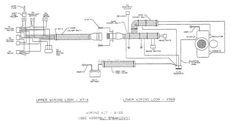 Dixon Ztr Parts Diagram For Wiring Assembly