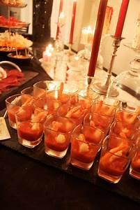 Buffet Halloween : halloween repas de vampires nourriture halloween ~ Dode.kayakingforconservation.com Idées de Décoration