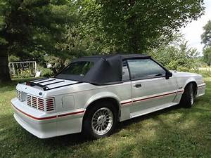 1989 Ford Mustang GT convertible V8 5.0L automatic For Sale - MustangCarPlace
