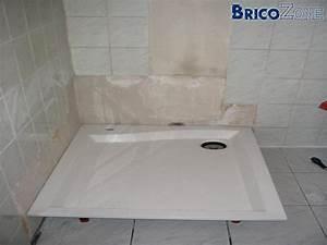 Bac De Douche : remplacement bac douche ~ Edinachiropracticcenter.com Idées de Décoration