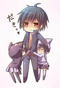 Orihara Siblings - Anime Photo (33115689) - Fanpop
