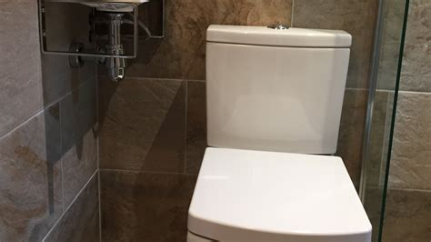 Small Wet Room In Hull Bathroom Design Project