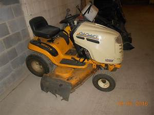 Cub Cadet Mower Online Government Auctions Of Government