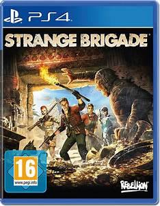 Strange Brigade [Playstation 4] • World of Games
