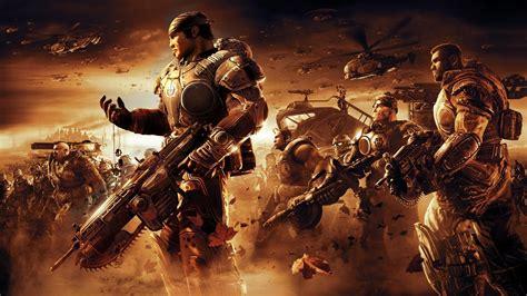 Download Gears Of War 2 Gaming Wallpaper For Desktop