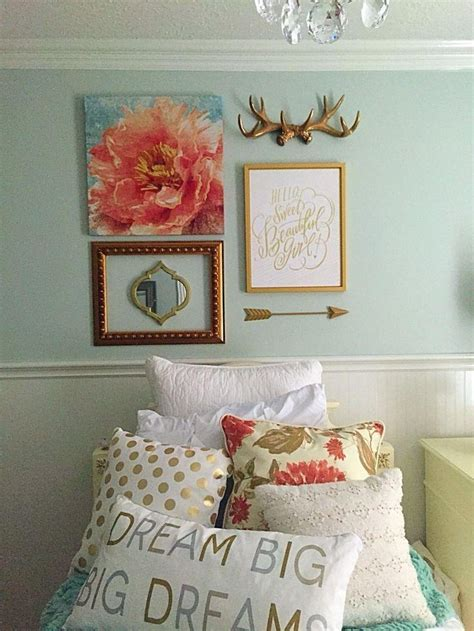 Ideas for design and decor for your master bedroom, guest bedroom, and any other bedrooms in your home. 20 Ideas of Wall Art for Teenage Girl Bedrooms | Wall Art ...