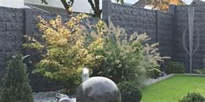 Sichtschutz Aus Beton : beton sichtschutzzaun fachgerecht montiert zaunteam z une und tore von zaunteam zaunteam ~ Orissabook.com Haus und Dekorationen