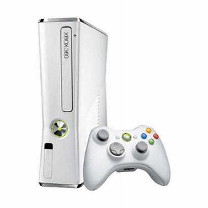 Xbox 360 Console Slim 4gb Edition Blanche