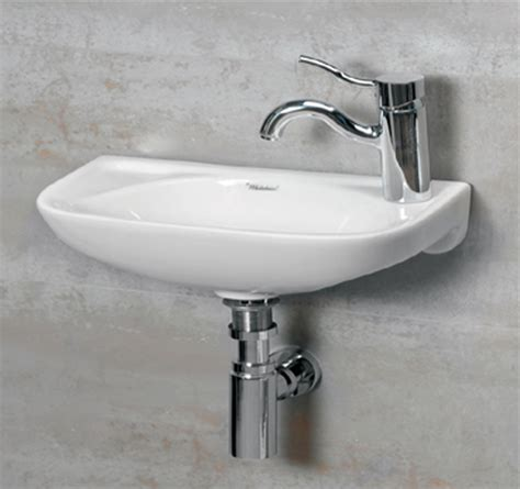 Small Faucets by Whitehaus Wh102lwh Jem Small Wall Mount Lavatory Sink With