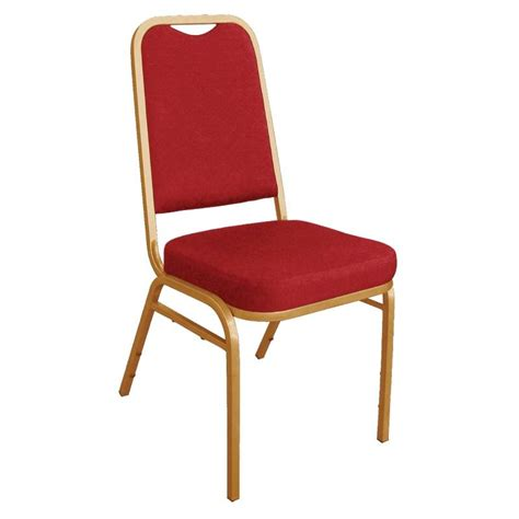 Stackable Banquet Chairs Used by Bolero Banquet Chair Stackable With Back