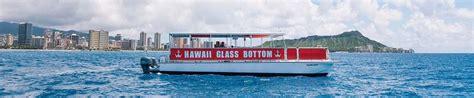 Hawaii Glass Bottom Boat Oahu by Hawaii Glass Bottom Boat Adventures Oahu Honolulu