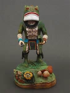Hopi Frog Kachina Doll