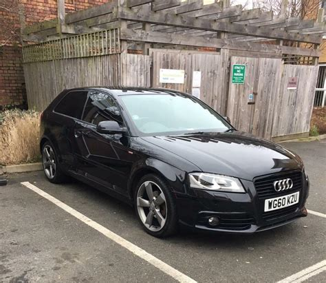 audi a3 sline audi a3 s line black edition 2 0 tdi in bedminster bristol gumtree