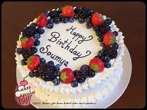 Oh I love these fresh berries cakes...They're sooo yummy