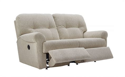Two Seat Recliner Sofa by G Plan Winslet 2 Seater Recliner Sofa Reclining 2 Seater