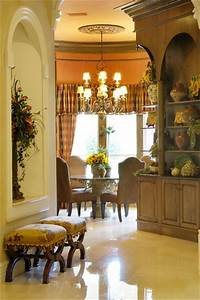 33, Most, Popular, Mediterranean, Dining, Room, Decorating, Ideas