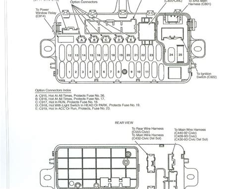 1992 Ford Mustang Fuse Diagram by Ford Mustang 5 0 Engine Horsepower Wiring Diagram Fuse Box