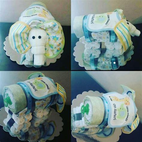 elephant diaper cake squareupcomstore